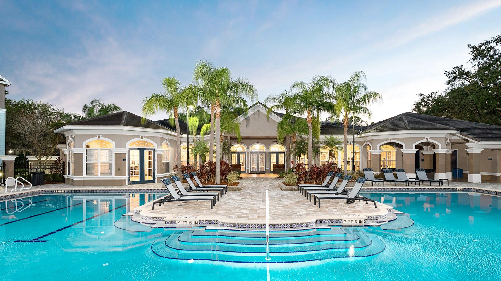 Community Luxury Pool