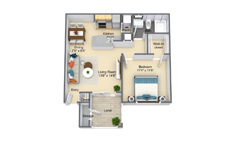 captiva floorplan