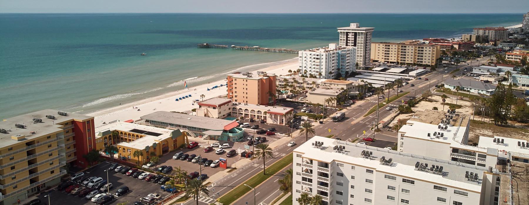 North Redington Beach, FL beach
