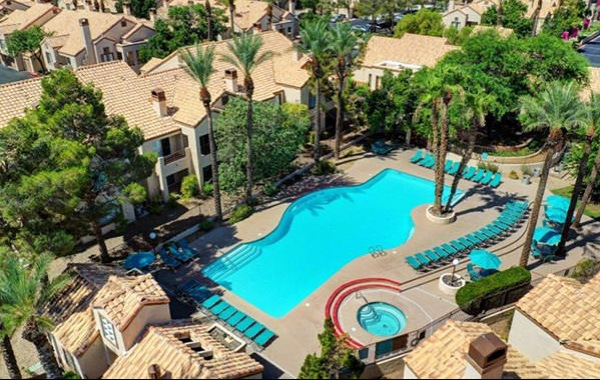 Palm Villas at Whitney Ranch