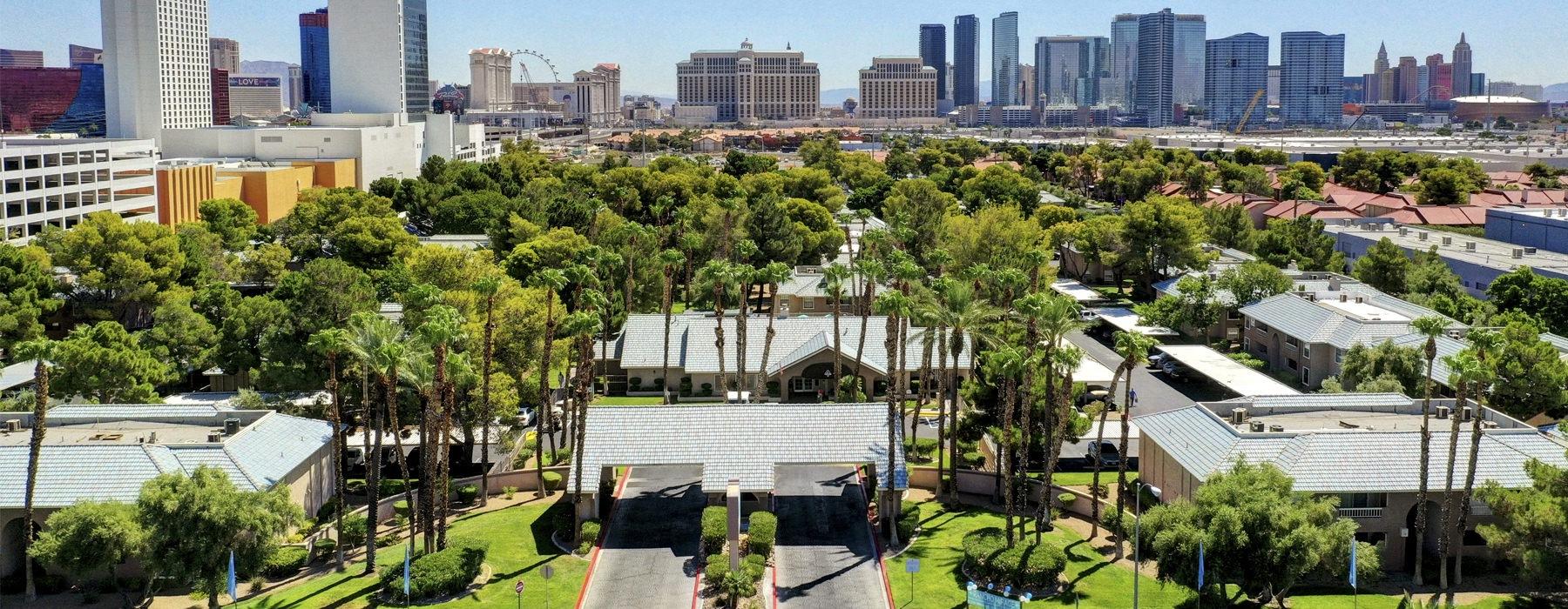 Rancho Mirage in Las Vegas, NV