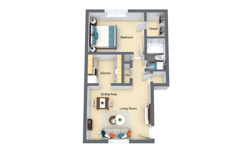 Surrey Floorplan