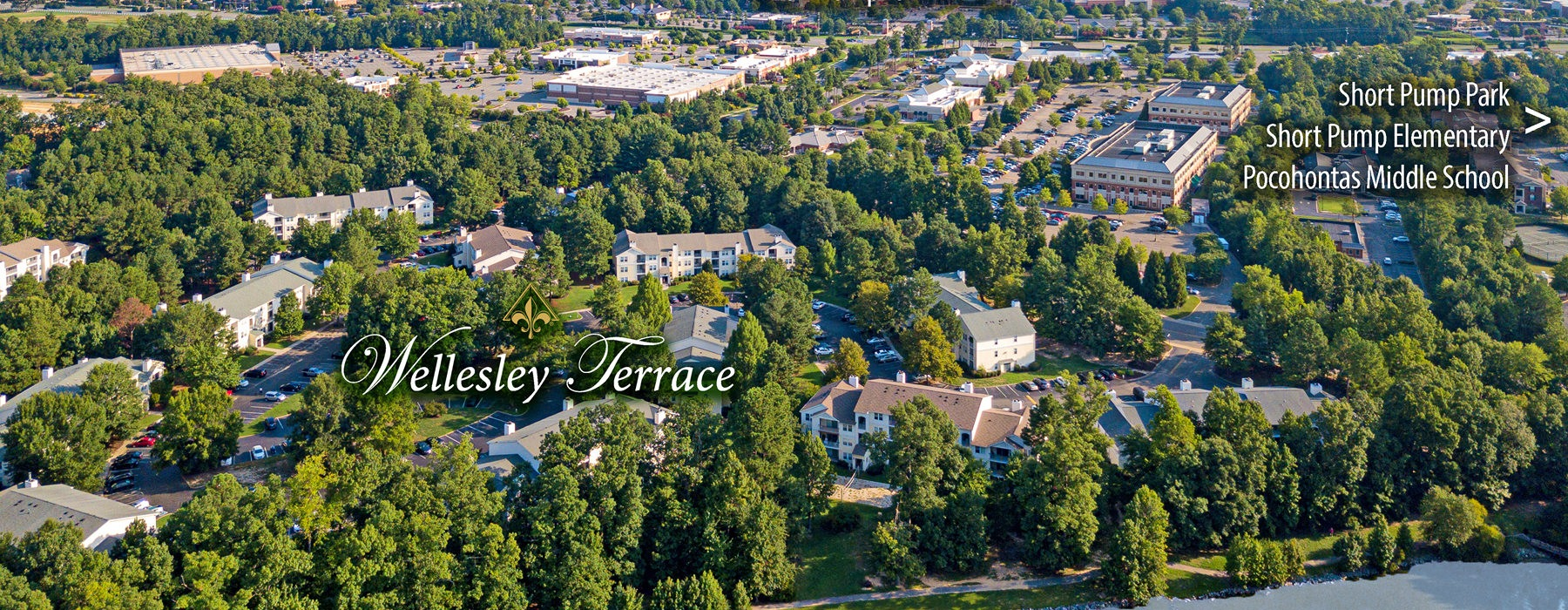 Lifestyle at Wellesley Terrace at Short Pump